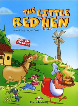 Εικόνα της THE LITTLE RED HEN SET WITH MULTI-ROMPAL (AUDIO CD/DVD)