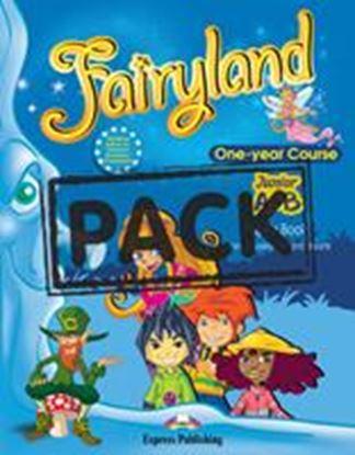 Εικόνα της FAIRYLAND JUNIOR a & b ONE-YEAR COURSE ieBOOK PACK (GREECE) (Pu pil_s book, Alphabet Booklet, DVD, ie
