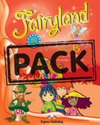Εικόνα της FAIRYLAND JUNIOR b ieBOOK PACK (GREECE) (Pupil_s book, Booklet ( Picture Dictionary & plays), Pupil's