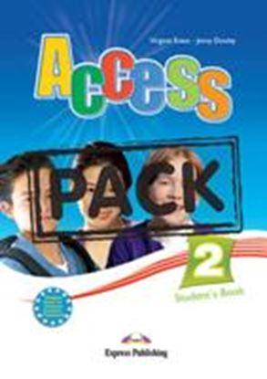 Εικόνα της ACCESS 2 ieBOOK GRAMMAR PACK 1 (GREEK)  (Student's Book, Grammar - Greek edition, ieBOOK)