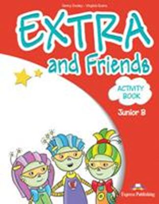 Εικόνα της EXTRA & FRIENDS JUNIOR B ACTIVITY BOOK GREECE