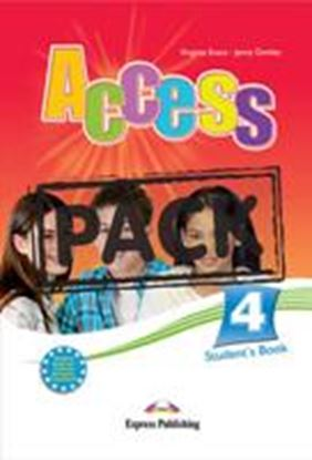 Εικόνα της ACCESS 4 ieBOOK GRAMMAR PACK 1 (GREEK)  (Student's Book, Grammar - Greek edition, ieBOOK)