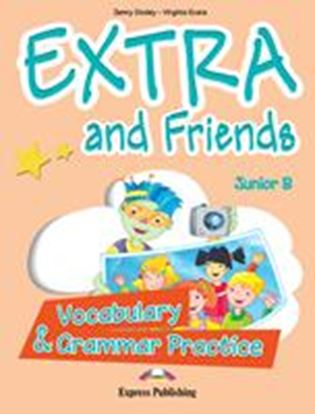 Εικόνα της EXTRA & FRIENDS JUNIOR B VOCABULARY AND GRAMMAR PRACTICE GREECE