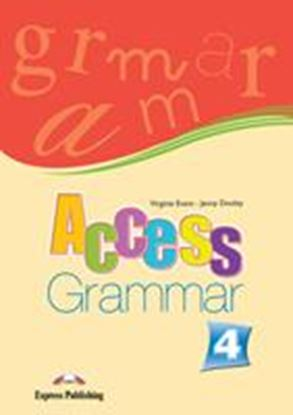 Εικόνα της ACCESS 4 GRAMMAR BOOK - ENGLISH EDITIO N