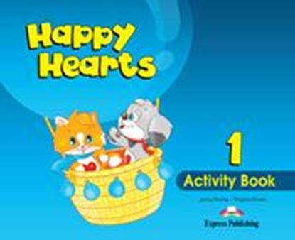Εικόνα της HAPPY HEARTS 1 ACTIVITY BOOK
