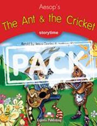 Εικόνα της THE ANT & THE CRICKET SET WITH MULTI-ROM PAL