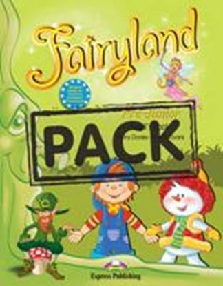 Εικόνα της FAIRYLAND PRE-JUNIOR PUPIL'S ieBOOK PACK (GREECE) ( Pupil_s book , Pupil's CD, DVD, ieBOOK)