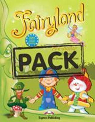 Εικόνα της FAIRYLAND PRE-JUNIOR PUPIL'S ieBOOK PACK (GREECE) ( Pupil_s book , Pupil's CD, DVD, ieBOOK)