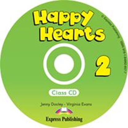 Εικόνα της HAPPY HEARTS 2 CLASS CD