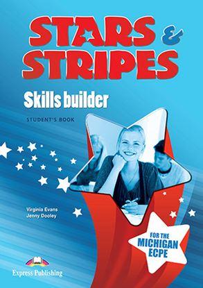 Εικόνα της STARS & STRIPES SKILLS BUILDER MICHIGAN ECPE STUDENT BOOK
