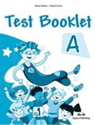 Εικόνα της EXTRA & FRIENDS JUNIOR A TEST BOOKLET(GREECE)