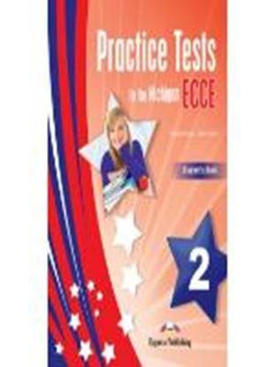 Εικόνα της PRACTICE TESTS FOR THE MICHIGAN ECCE 2 STUDENTS BOOK (REVISED)