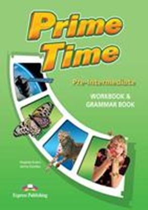 Εικόνα της PRIME TIME PRE-INTERMEDIATE WORKBOOK & GRAMMAR BOOK (INTERNATION AL)