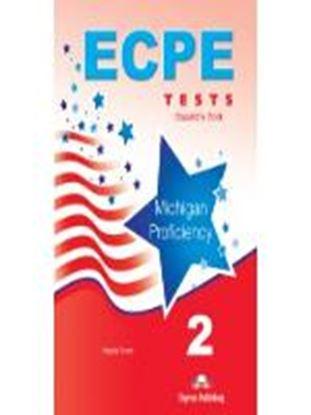 Εικόνα της ECPE 2 TESTS FOR THE MICHIGAN PROFICIENCY STUDENT'S BOOK