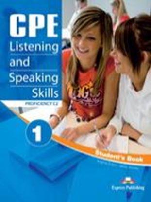 Εικόνα της CPE LISTENING & SPEAKING SKILLS 1 PROFICIENCY C2 STUDENT'S BOOK