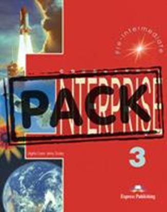 Εικόνα της ENTERPRISE 3 PRE-INTERMEDIATE COURSEBOOK WITH CD