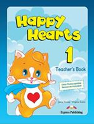 Εικόνα της HAPPY HEARTS 1 TEACHER'S BOOK