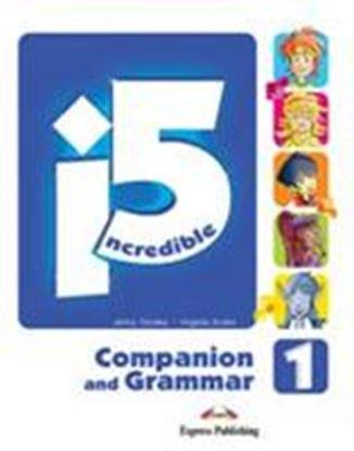Εικόνα της INCREDIBLE 5 1 COMPANION AND GRAMMAR (GREECE)