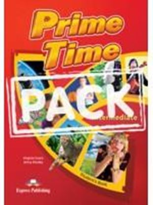 Εικόνα της PRIME TIME INTERMEDIATE POWER PACK (S'S,ieBOOK,WORKBOOK & GRAMMA R,COMPANION)