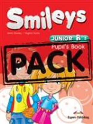 Εικόνα της Smileys Junior B POWER PACK ( Pupil'sBook + Let's celebrate 4 + P's Multi-Rom 1 + iebook + Activity
