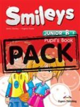 Εικόνα της Smileys Junior B POWER PACK ( Pupil'sBook + Let's celebrate 4 + P's Multi-Rom 1 + iebook + Activity