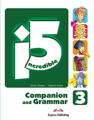 Εικόνα της INCREDIBLE 5 3 COMPANION & GRAMMAR
