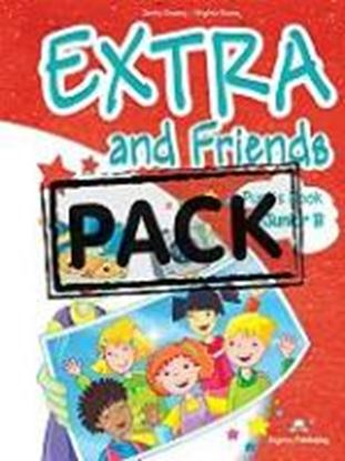 Εικόνα της EXTRA & FRIENDS JUNIOR b POWER PACK (PUPIL'S, MULTI-ROM, ieBOOK, VOC. & GRAMMAR, ACTIVITY, ZACHARY & t