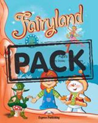 Εικόνα της FAIRYLAND 1 PUPIL'S ie-Book PACK (GREECE) (Pupil's Book, audio C D, DVD, ie-Book)