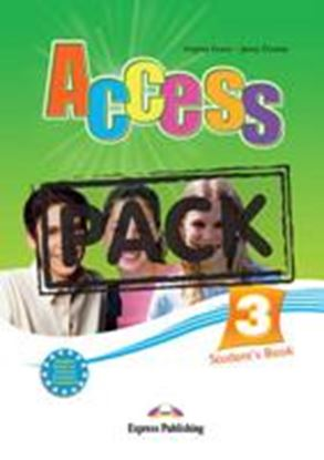 Εικόνα της ACCESS 3 ieBOOK GRAMMAR PACK 1 (GREEK) (Student's Book, Grammar - Greek edition, ieBOOK)