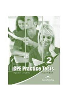 Εικόνα της PRACTICE TESTS FOR THE REVISED CPE 2 STUDENT'S BOOK (NEW)