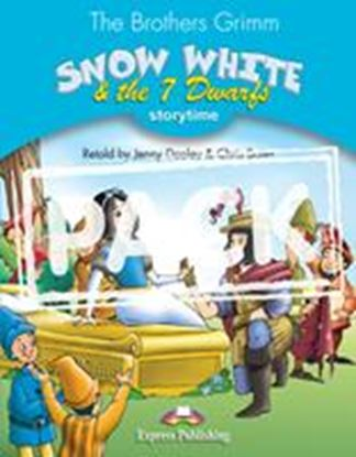 Εικόνα της SNOW WHITE & THE 7 DWARFS SET WITH MUL TI-ROM PAL