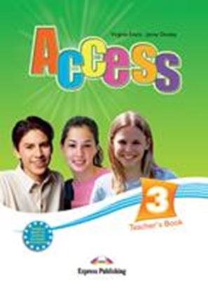 Εικόνα της ACCESS 3 TEACHER'S BOOK (INTERLEAVED)