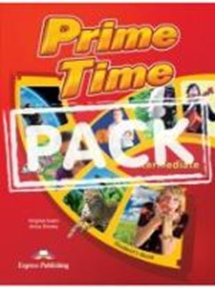 Εικόνα της PRIME TIME INTERMEDIATE STUDENT'S BOOK (WITH ieBOOK) (GREECE)