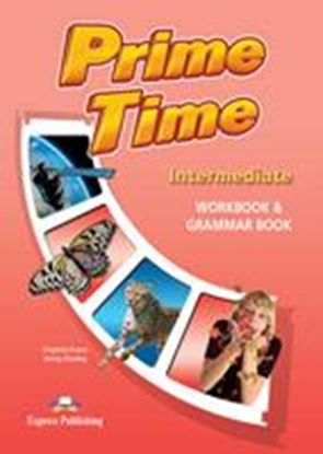 Εικόνα της PRIME TIME INTERMEDIATE WORKBOOK & GRAMMAR BOOK