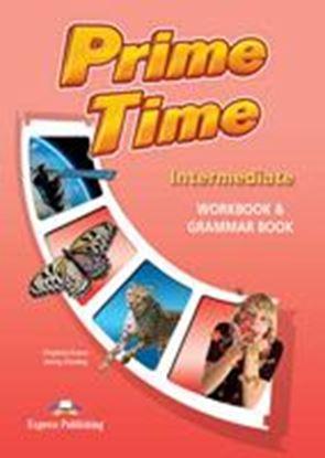 Εικόνα της PRIME TIME INTERMEDIATE WORKBOOK & GRAMMAR BOOK