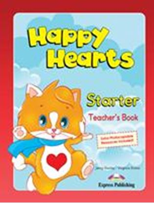 Εικόνα της HAPPY HEARTS STARTER TEACHER'S BOOK