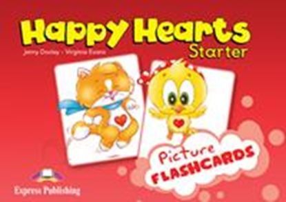 Εικόνα της HAPPY HEARTS STARTER FLASHCARDS (INTERNATIONAL)