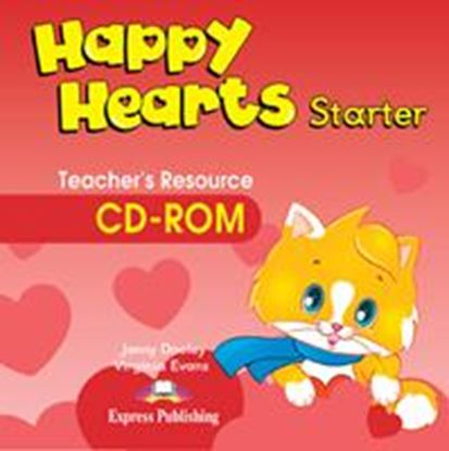 Εικόνα της HAPPY HEARTS STARTER TEACHERS RESOURCE CD-ROM INTERNATIONAL
