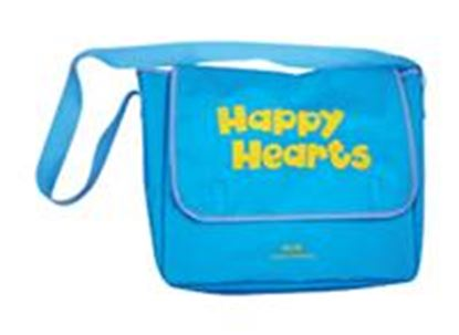 Εικόνα της HAPPY HEARTS 1 TEACHER'S BAG 1 (BLUE) NEW (Teacher's book, Pupil's book with stickers & press outs, E