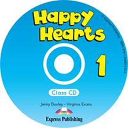 Εικόνα της HAPPY HEARTS 1 CLASS CD