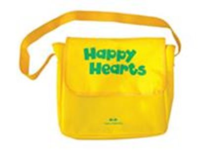 Εικόνα της HAPPY HEARTS 2 TEACHER'S BAG (Teacher's book, Pupil's book with stickers & press outs, Extra optional