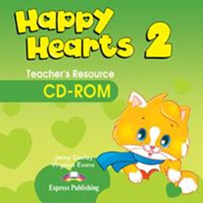 Εικόνα της HAPPY HEARTS 2 TEACHERS RESOURCE CD-RO M INTERNATIONAL