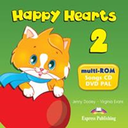 Εικόνα της HAPPY HEARTS 2 MULTI-ROM PAL (INTERNATIONAL)