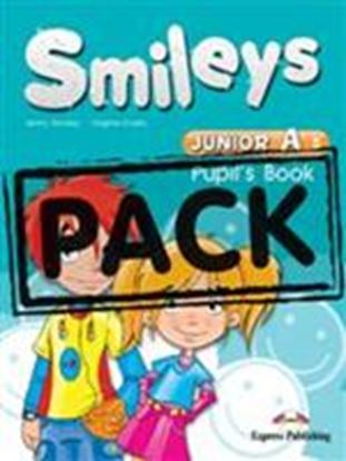 Εικόνα της Smileys Junior A Pupil's Pack  ( Pupil 's Book + Let's celebrate 3 + My alphabet + P's Multi-Rom 1 + i