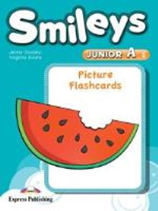 Εικόνα της SMILEYS JUNIOR A PICTURE FLASHCARDS (GREECE)