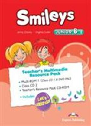 Εικόνα της SMILEYS JUNIOR B TEACHER'S MULTIMEDIARESOURCE PACK(SET OF 3) (GR EECE) (MULTI-ROM PAL(CLASS CDs/DVD