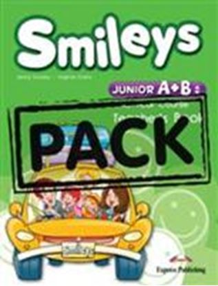 Εικόνα της SMILEYS JUNIOR A+B ONE YEAR COURSE TEACHERS BOOK (Interleaved wi th POSTERS set of 14 & Let's celebrat