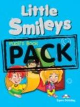 Εικόνα της LITTLE SMILEYS PUPIL'S PACK (GREECE) (Pupil_s Book, Let_s Celebr ate 1, Pupil_s Multi-Rom 1)
