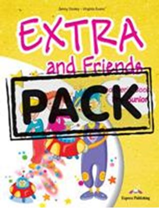 Εικόνα της EXTRA & FRIENDS PRE-JUNIOR T'S BOOK (INTERLEAVED WITH POSTERS) G REECE