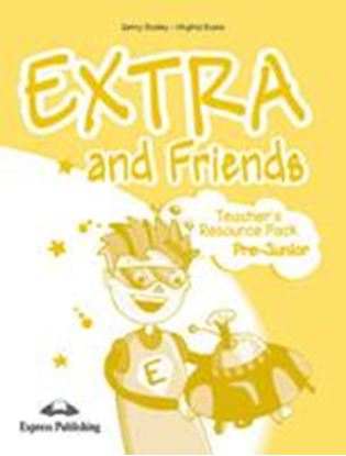 Εικόνα της EXTRA & FRIENDS PRE-JUNIOR TEACHER'S RESOURCE PACK (GREECE)